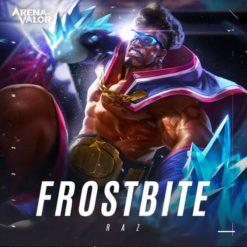 GTA 5 Mod Raz Frostbite Arena of Valor