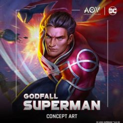 GTA 5 Mod Superman Godfall Arena of Valor