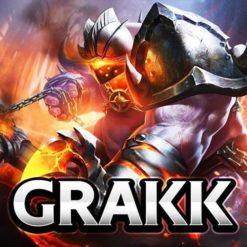 GTA 5 Mod Grakk Original Arena of Valor