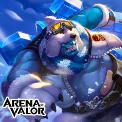 GTA 5 Mod Grakk Snowsickle Arena of Valor