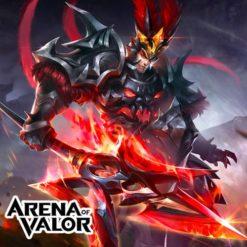 GTA 5 Mod Lubu Halberd of Fireac Arena of Valor