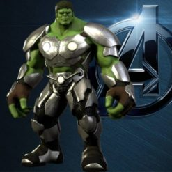 GTA 5 Mod HULK Marvel NOW