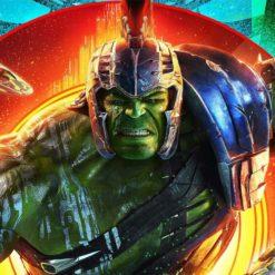 GTA 5 Mod HULK Thor Ragnarok
