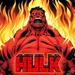 GTA 5 Mod Red HULK