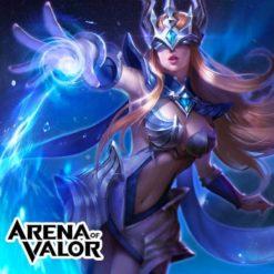 GTA 5 Mod Ilumia Ice Queen Arena of Valor