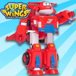 GTA 5 Mod Super Wings Jett Transformer