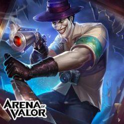 GTA 5 Mod Joker The Killing Joke Arena of Valor