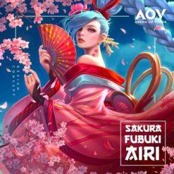 GTA 5 Mod Airi Sakura Fubuki Arena of Valor