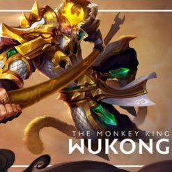 GTA 5 Mod Wukong Original Arena of Valor