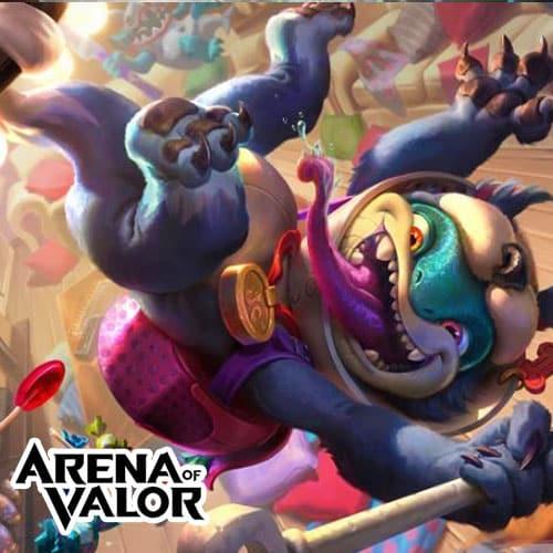 GTA 5 Mod Krizzix Arena of Valor