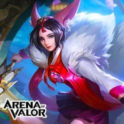 GTA 5 Mod Liliana Kumiho's Legacy Arena of Valor
