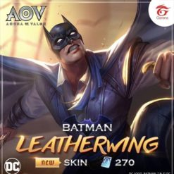 GTA 5 Mod Batman Leatherwing Arena of Valor