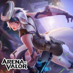 GTA 5 Mod Lindis Crescent Moon Bulwark Arena of Valor