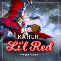 GTA 5 Mod Kahlii Li'l Red Arena of Valor
