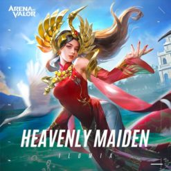 GTA 5 Mod Ilumia Heavenly Maiden Arena of Valor