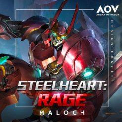 GTA 5 Mod Maloch Robot Arena of Valor