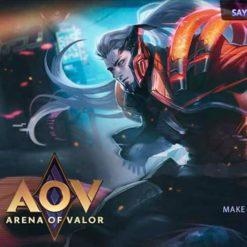 GTA 5 Mod Murad Cybercore Arena of Valor