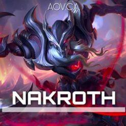 GTA 5 Mod Nakroth Original Arena of Valor