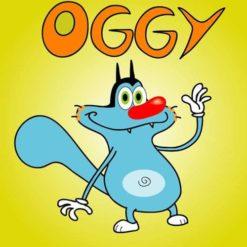 GTA 5 Mod Oggy in Oggy & Cockroaches