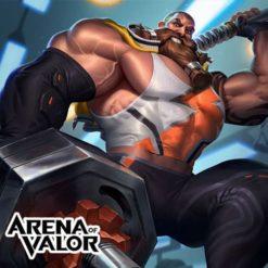 GTA 5 Mod Ormarr Superset Arena of Valor