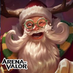 GTA 5 Mod Omarr Snow Festival Arena of Valor