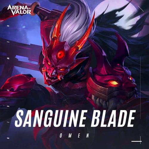 GTA 5 Mod Omen Sanguine Blade Arena of Valor