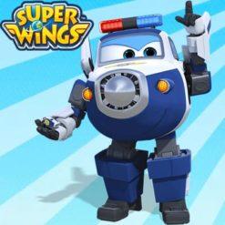 GTA 5 Mod Paul Super Wings