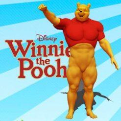 GTA 5 Mod Winnie The Pooh