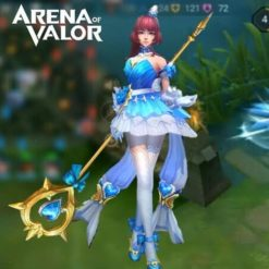 GTA 5 Mod Diaochan Prom Queen Arena of Valor