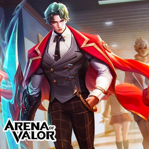 GTA 5 Mod Quillen Party Arena of Valor