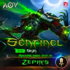 GTA 5 Mod Zephys Sentinel Arena of Valor