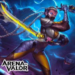 GTA 5 Mod Airi Shadowstrike Arena of Valor