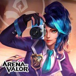 GTA 5 Mod Natalya Shutterbug Arena of Valor
