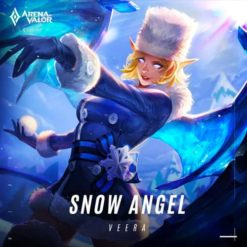 GTA 5 Mod Veera Snow Angel Arena of Valor