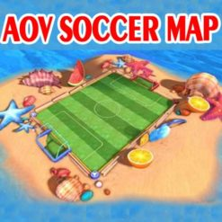 GTA 5 Mod Soccer Map Arena of Valor