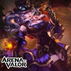 GTA 5 Mod Veera Steampunk Arena of Valor