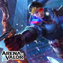 GTA 5 Mod Yorn Po Po Arena of Valor