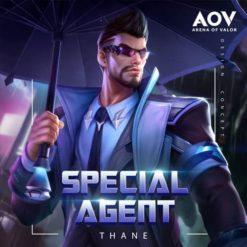 GTA 5 Mod Thane Special Agent Arena of Valor