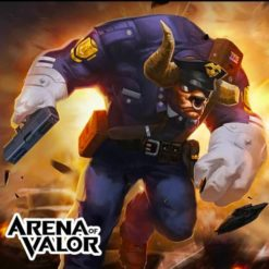 GTA 5 Mod Toro Officer Arena of Valor