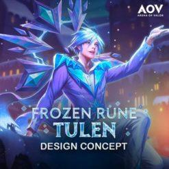 GTA 5 Mod Tulen Frozen Rune Arena of Valor