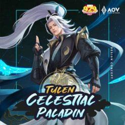 GTA 5 Mod Tulen Celestial Paladin Arena of Valor