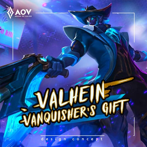 GTA 5 Mod Valhein Vanquisher's Gift Arena of Valor