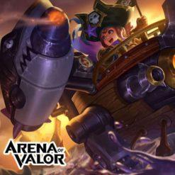 GTA 5 Mod Wisp Buccaneer Arena of Valor