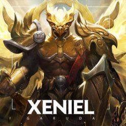 GTA 5 Mod Xeniel Garuda Arena of Valor