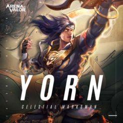 GTA 5 Mod Yorn Celestial Marksman Arena of Valor