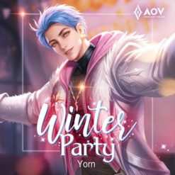 GTA 5 Mod Yorn Winter Party Arena of Valor