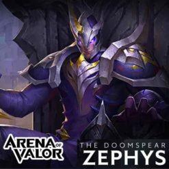 GTA 5 Mod Zephys Original Arena of Valor
