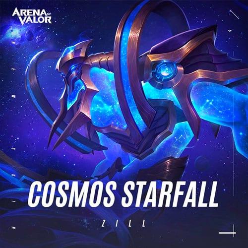 GTA 5 Mod Zill Cosmos Starfall Arena of Valor