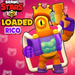 GTA 5 Mods Brawl Stars LOADED RICO