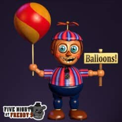GTA 5 Mods FNAF Balloon Boy